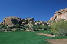 The Boulders Club - Phoenix, Arizona - Golf Course Picture