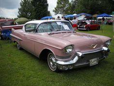 cadillac coupe deville 1957