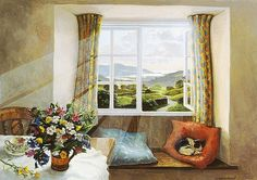 Stephen Darbishire 1940... see the sea in the distance...