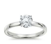5 CT Marquise Cut Solitaire Ring Sold at Auction for $31,558