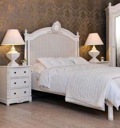 White French furniture at Benjamin's interiors Cardiff