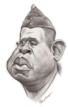 [ Forest Whitaker ]   - artist: Paul Moyse - website: http://artofmoyse.blogspot.com