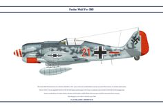 The Focke-Wulf 190 entered service with the Luftwaffe in 1941. It was a fast and versatile fighter and was unusual in that it had an 18 cylinder radial engine. The BMW 139 was prone to overheating ...
