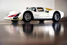 The gorgeous Porsche 906 Carrera, Le Mans legend. Quoting Extravaganzi: This is the model that completely dominated the 1966 Hockeheim 500, not to mention winning its class that year in the Monza 1000, Targa Florio, Spa 1000, Austrian 500 and 24 Hours of Le Mans.