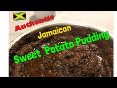 Authentic Jamaican Sweet Potato Pudding (made by my old Aunt) Jamaican Desserts, Jamaican Cuisine, Jamaican Dishes, Jamaican Recipes, Jamaican Sweet Potato Pudding, Sweet Potato Bread, Chocolate Pudding Desserts, Amazing Chocolate Cake Recipe, Cornmeal Pudding