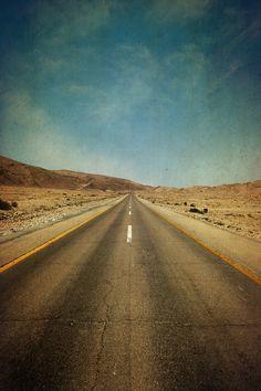 "500px / Photo ""The Road"" by Amir Peeri"