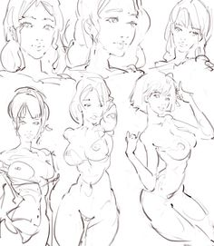 ArtStation - Daily sketches for a half of year, Nico Wright