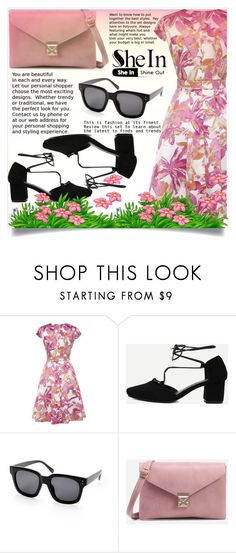 """""""Shein 7"""" by aida-banjic ❤ liked on Polyvore featuring shein"""