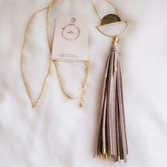 Tassel Necklace New Tassel Necklace Jewelry Necklaces
