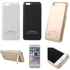 Real 5000mAh Power Bank Charger Battery Case FOR Iphone 5 5s 5C 6 Plus | eBay