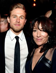 """Charlie Hunnam Photos: Premiere Screening Of FX's """"Sons Of Anarchy"""" - After Party 9/6/14"""