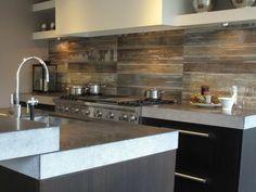 houtlook tegels keuken - Google zoeken