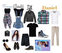 """""""Every Witch Way"""" by munson101 ❤ liked on Polyvore featuring Alice + Olivia, Dollydagger, Ela Stone, Lanvin, Yves Saint Laurent, Topman, NIKE, Ralph Lauren, Jack & Jones and adidas"""