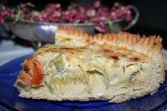 gönül evi: Pırasalı Kiş - Leek Pie