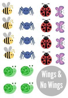 FREE Printables for preschool circle time activities . Sorting, matching ad more for groups!