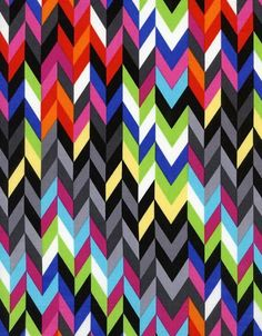 Chevron, Stripes, & Checker Cotton Fabric Collection by Timeless Treasures! [Sold by the FQ or 1/2 Yard Increments]
