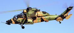 AUSTRALIAN ARMY EUROCOPTER ARH TIGER.