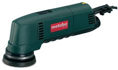 Metabo 2 Amp Random Orbit Sander: Diameter of backing pad 3 -Inch No load speed 5000 - 10000 /min Oscillating circuit Very suitable for sanding inner and outer curves No scratches while placing the running machine on the material (Power Control System) Wood Sanders, Best Random Orbital Sander, Running Machines, Tool Bench, Power Tools, Outdoor Power Equipment, Woodworking Projects, Home Improvement, Amp