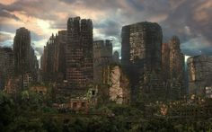 Sci Fi - Post Apocalyptic Wallpaper