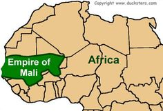 Ancient Africa for Kids: Empire of Ancient Mali                              …