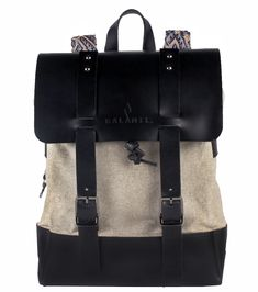 Discover Mexican Culture Through our unique Backpacks Handcraft item Materials: Genuine Long Lasting Durable Leather, Handmade Natural Leather, Metal Buckles, loom made in Chiapas. Includes a repair kit for the leather Unique Backpacks, Metal Buckles, Natural Leather, Loom, Messenger Bag, Satchel, Mexican, Culture, Kit