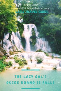 Laos is making a name for itself as a destination for thrill-seekers and adventurers, with many activities centered around the scenic area of Vang Vieng. If you're heading to Laos in search of adventure try Kuang Si Waterfall, Luang Prabang