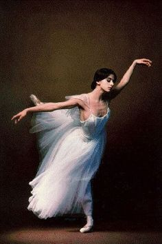 Alessandra Ferri as Juliet. Principal soloist for American Ballet Theatre, 1985.