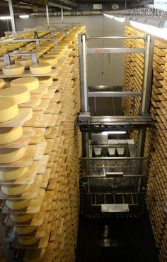 Appenzeller Cheese Factory Tour
