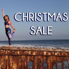 There's still a little bit of time left to shop our sale and score 40% off of your favorite workout gear!! #ChristmasSale #AthleticApparel by lunajaiathletic