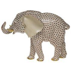 Herend Elephant