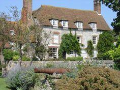 Birling Manor  East Dean  East Sussex