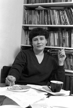 """Doris Lessing, Born: October 22, 1919 (age 93), British writer whose experience growing up in colonial outposts is a major influence on her work, books include """"The Grass Is Singing"""", """"The Golden Notebook"""", and """"The Fifth Child"""", 2007 winner of the Nobel Prize for Literature https://www.facebook.com/Kronotrop"""