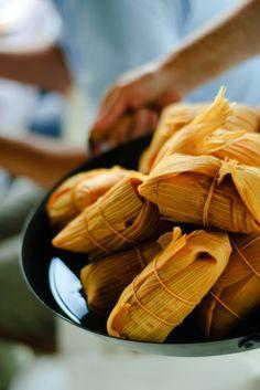 Receta de Tamales de Huitlacoche