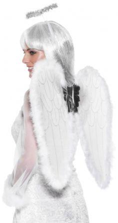 Kit de anjo de natal mulher