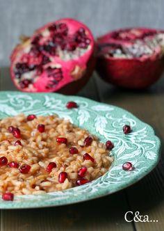 Cucinando e assaggiando...: Proposte per un Natale vegetariano