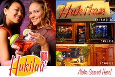 Love hukilau especially on Thursdays for happy hour!