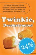 "Has your child ever said, ""Daddy, where does polysorbate 80 come from?"" Steve's did, and then he wrote this book – a chapter dedicated to each ingredient in a twinkie, it's humourous and scary all at the same time. You won't ever read a label the same way again… in a good way."