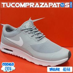 Zapatos Nike Air Max Thea Dama Y Caballero - Bs. 30.990,00 en Mercado Libre