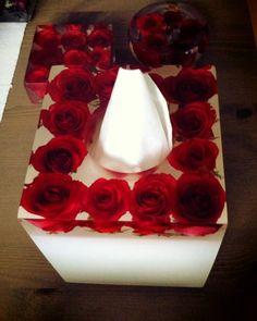 My rose box