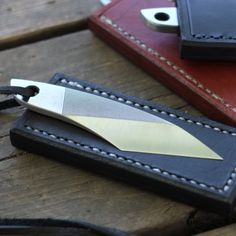 Japanese Kiridashi Pocket Knife - traditional Japanese design that is compact and rugged #outdoor #gear #japanese #knives #pocket #knife