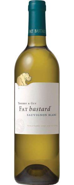 FAT BASTARD : a really great South African wine www.fatbastardwin...