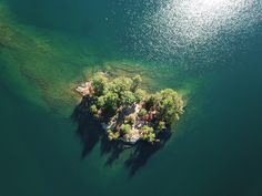 #nature #beautiful #scenery Bass Island Lake George NY photo taken by my father. (4000 x 3000)