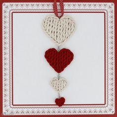 DIY Fimo : déco Noël coeur à suspendre Navidad Diy, Crochet Earrings, Pasta Fimo, Jewelry, Tutorials, Hearts, Manualidades, Creativity, Tips