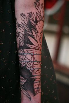 Tattoo by Alice Carrier – http://alicecarrier.tumblr.com/
