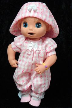 Shop for Baby Alive Doll Clothes & Accessories for Baby Alive® Dolls. Baby Alive Doll Clothes, Baby Alive Dolls, Pink, Collections, Clothing, Accessories, Vintage, Bonito, Outfits