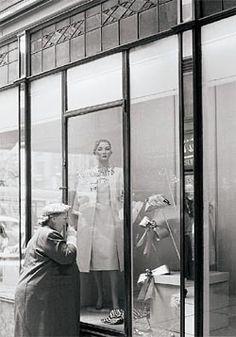 Queens Arcade. Melbourne, Australia 1957. by Mark Strizic (Australia)