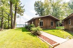 72′ of frontage on 269 acre all sport Big Cedar Lake. 3 bed, 2 bath, 2 1/2 car garage. 16′ x 36′ composite deck looking out at the beautiful views. Stamped concrete sidewalk, new cabinets in basement with solid surface countertop and cherry cabinets. New carpet and lots of windows, make this a must see.  Contact Michelle Scott 574-286-9050 mj.scott@comcast.net