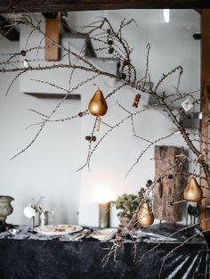 Christmas Mood, Winter House, Table Decorations, Nature, Image, Home Decor, Naturaleza, Decoration Home, Room Decor