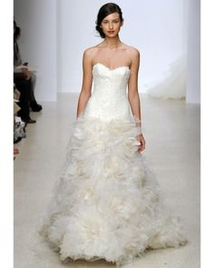 la robe Amsale été 2013