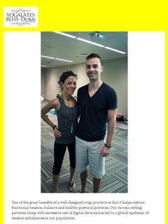 Dubai 100hr Hatha Yoga Teacher Training with Kreg Weiss in February 2017